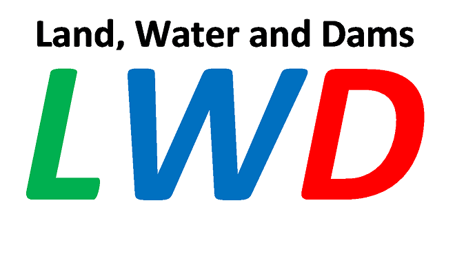LAND, WATER AND DAMS